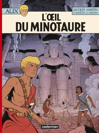 Alix - Tome 40 - L'Œil du Minotaure