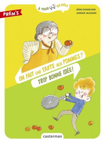 On fait une tarte aux pommes ? Trop bonne idée !
