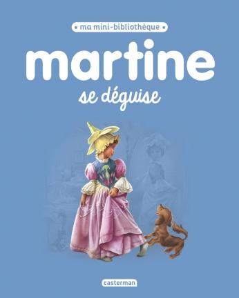 Martine se déguise