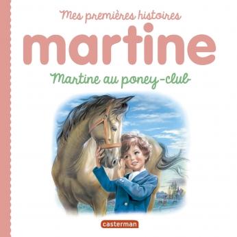 Martine au poney-club