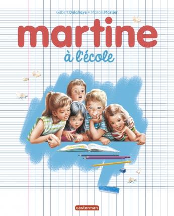 Martine à l'école - édition spéciale 2021