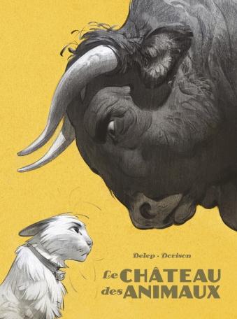 Le Château des animaux - Intégrale des tomes 1 et 2 en noir et blanc