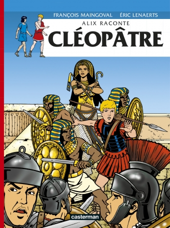 Cléopâtre - Tome 2