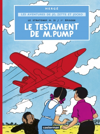 Le Testament de Monsieur Pump
