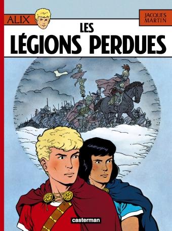Alix - Tome 6 - Les Légions perdues