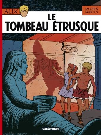 Alix - Tome 8 - Le Tombeau étrusque