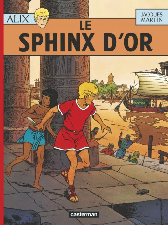 Le Sphinx d'or - Tome 2 - Le Sphinx d'or