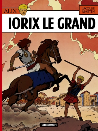 Alix - Tome 10 - Iorix le grand