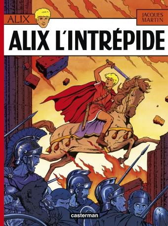 Alix - Tome 1 - Alix l'intrépide