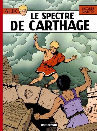 Alix - Tome 13 - Le Spectre de Carthage