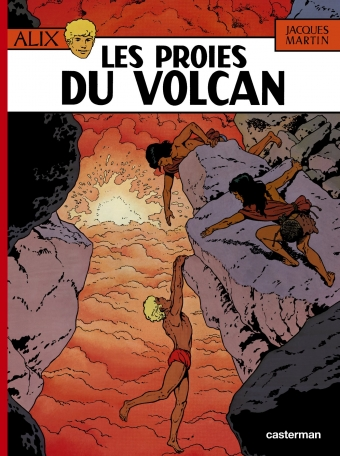 Alix - Tome 14 - Les Proies du volcan