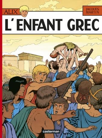 Alix - Tome 15 - L' Enfant grec