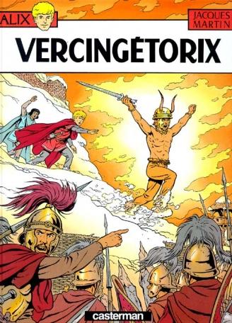 Alix - Tome 18 - Vercingétorix