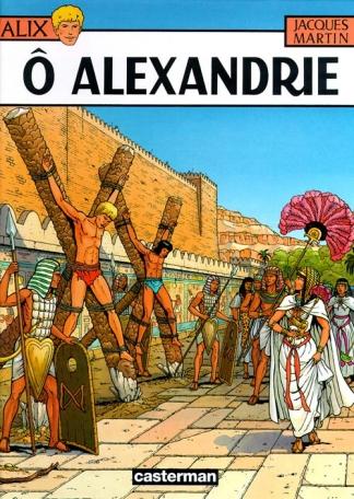 Alix - Tome 20 - Ô Alexandrie