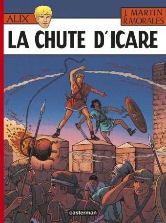 Alix - Tome 22 - La Chute d'Icare