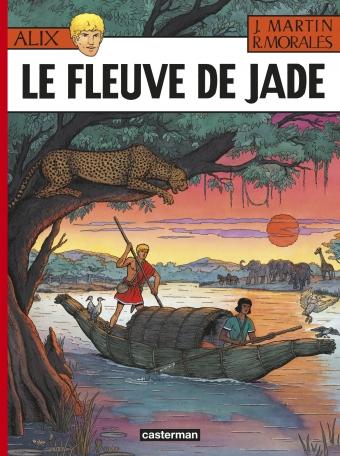 Alix - Tome 23 - Le Fleuve de Jade