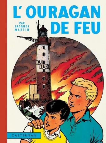 Lefranc - L' Ouragan de feu