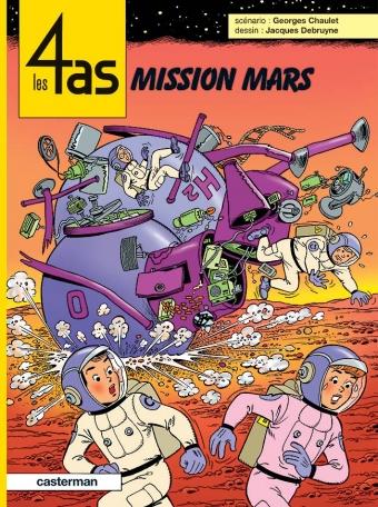 Les 4 As : Mission Mars