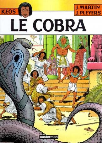 Keos - Tome 2 - Le Cobra