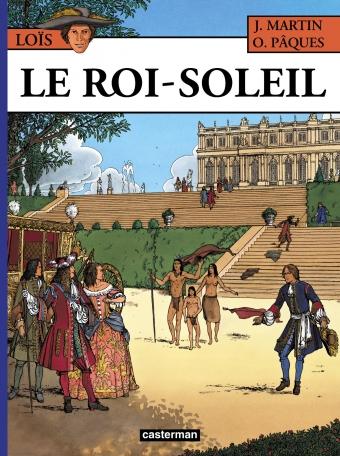 Loïs - Tome 1 - Le Roi Soleil