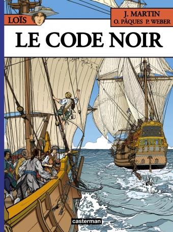 Loïs - Tome 3 - Le Code noir