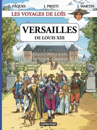 Le versaille de Louis XIII