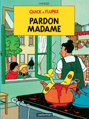 Pardon, Madame