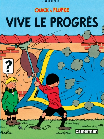 Vive le progrès