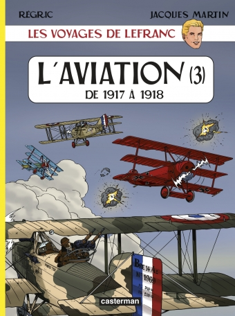 L'Aviation - Tome 3