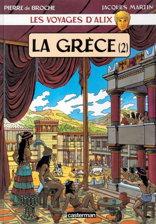 La Grèce  - Tome 2
