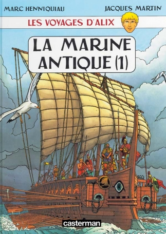 La Marine Antique  - Tome 1