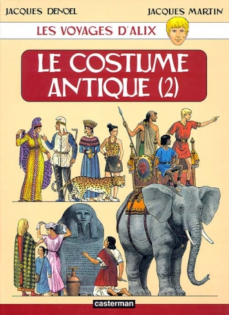 Le Costume Antique  - Tome 2