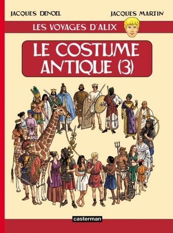 Le Costume Antique  - Tome 3