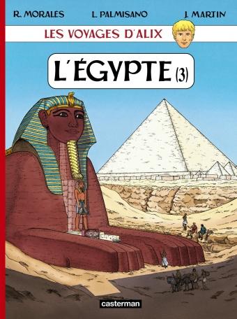 L' Égypte  - Tome 3