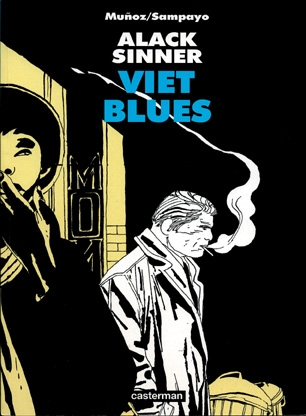 Alack Sinner - Tome 1 - Viet Blues