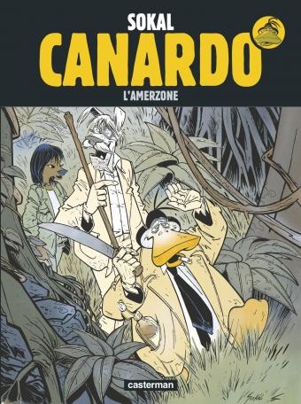 Canardo - Tome 5 - L' Amerzone