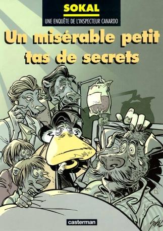Canardo - Tome 11 - Un misérable petit tas de secrets
