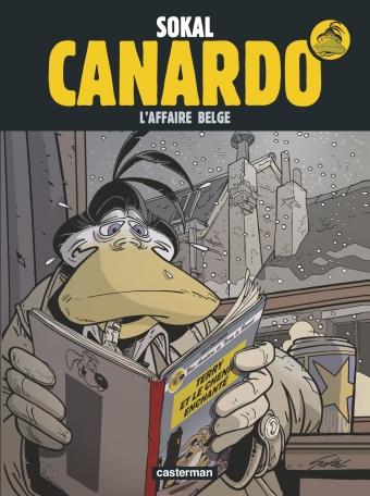 Canardo - Tome 15 - L' Affaire belge