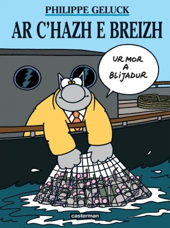 Le Chat est content (en breton)