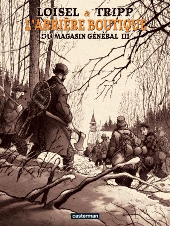Magasin Général - Tome 3 - Les Hommes