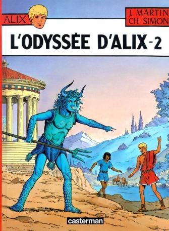 L' Odyssée d'Alix - 2 - Tome 2