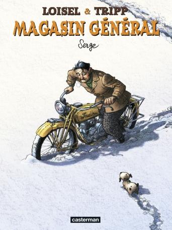 Magasin Général - Tome 2 - Serge