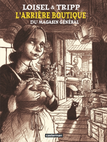 Magasin Général - Tome 1 - Marie