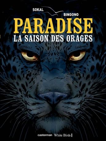 Paradise - Tome 1 - La Saison des orages
