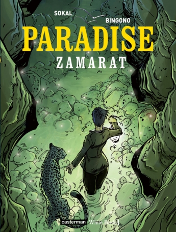 Paradise - Tome 3 - Zamarat