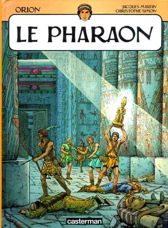 Orion - Tome 3 - Le Pharaon