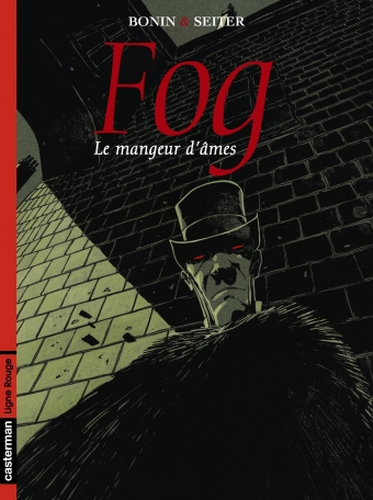 Fog - Tome 3 - Le Mangeur d'âmes
