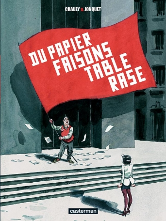 Du papier, faisons table rase