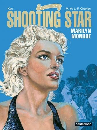 Shooting Star Marilyn Monroe