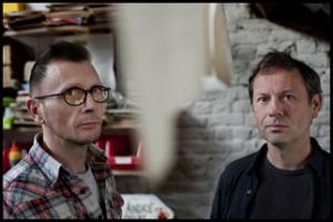 Vincent PATAR et Stéphane AUBIER